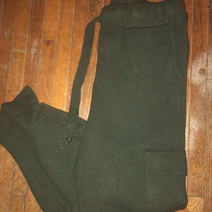 Zara Knitwear Collection Pants NWT